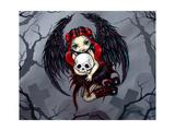 Skull Stealer - a Gothic Angel