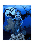 Gravedigger - a Gothic Angel