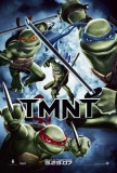Teenage Mutant Ninja Turtles Plakat
