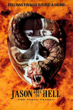 Friday The 13th- Jason Goes To Hell Poster