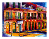 New Orleans Night Magic Giclee Print by Diane Millsap