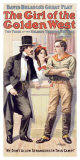Girl of the Golden West Giclee Print