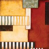 Sedona II Poster by Susan Osborne
