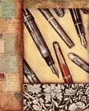 Calligraphy Print by Susan Osborne