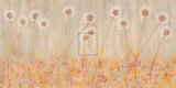 Allium Panel II Prints by Anne Gerarts