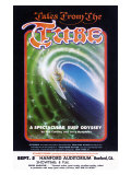 Tales from the Tube Surf Movie Poster Giclee Print