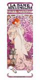 Mucha Sarah Bernhardt Tour Poster Giclee Print by Alphonse Mucha