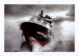 Sauvetage en Mer Affiches par Philip Plisson