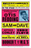 Otis Redding in Concert, 1967 Poster von Dennis Loren