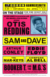 Otis Redding in Concert, 1967 Posters by Dennis Loren