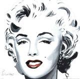 Marilyn Prints by Irene Celic