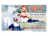 Mele-Abiti E Vestine Giclee Print