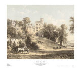 Haddon Hall, 1881 Prints by Able Hotchkiss