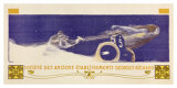 Georges Richard Automobile Poster Giclee Print by Henri Bellery-desfontaines