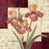Trio Sonata IV Affiches par Pamela Gladding
