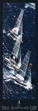 Fleet to the Mark, 32nd America&#39;s Cup Affiches par Gilles Martin-Raget