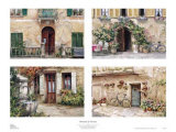 Doorways of Tuscany Posters by Roger Duvall