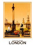 London  Trafalgar Square  1948-1965