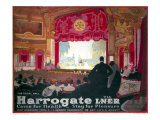 Harrogate: Come for Health, Stay for Pleasure Giclee Print by Fred Taylor