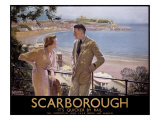 Scarborough Giclee Print