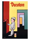 Ducotone Poster Gicl&#233;e-Druck von Raymond Savignac