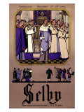 Selby Giclee Print by Fred Taylor
