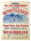 Angel Park-Sun Prairie Giclee Print