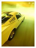 1965 Shelby GT350 Giclée-tryk af David Newhardt