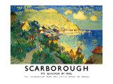 Scarborough Giclee Print by C. Gorbatoff