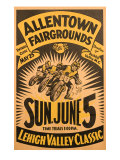 Allentown, PA Giclee Print