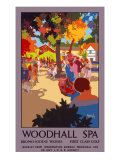 Woodhall Spa, LNER Poster, 1923-1930 Giclee Print by Howard K Elcock