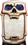Skull Signboard Stand Up