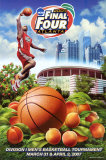 2007 NCAA Men&#39;s Final Four Posters