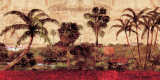 Palm Garden Prints by John Seba