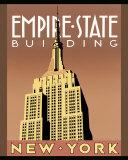 Empire State Building Plakater af Brian James
