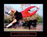 Success: Soccer Affiche