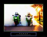 Power: Motorcycles Reprodukcje