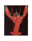Lobster, c.1982 Posters by Andy Warhol