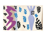 The Knife Thrower, pl. XV from Jazz, c.1943 Prints by Henri Matisse