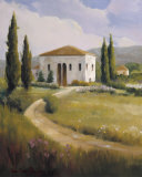 Tuscany Afternoon Prints by  Hawley