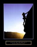 Achievement: Climber Plakat