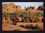 Oasis Bardai, Tchad Posters by Gilles Santantonio