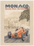 Grand Prix Automobile 1937 Prints by Bruno Pozzo