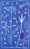 Galerie Lelong, 1991 Prints by Nicholas De Maria