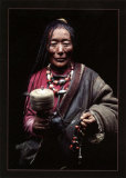 Kham, Tibet Prints by Gilles Santantonio