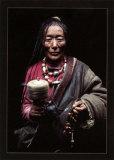 Kham, Tibet Prints by Gilles Santantonio