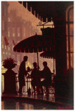 Diner A Deux Prints by Denis Nolet