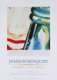 James Rosenquist - Hey, Let's Go for a Ride - Reprodüksiyon