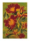 In Full Bloom II Print by Amadeo Freixas