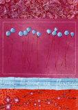 Histoire de Fleurs au Printemps Posters by Marie Le Houerou